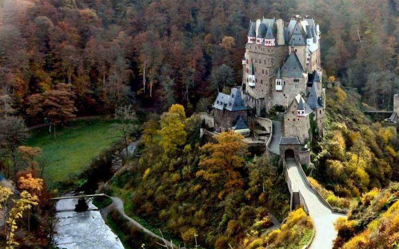Lâu đài Eltz