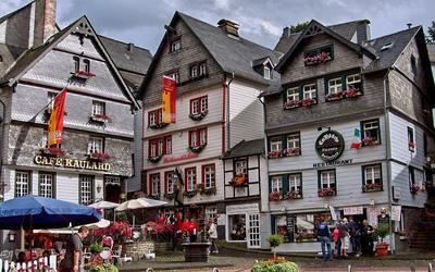 Thị trấn trung cổ Monschau