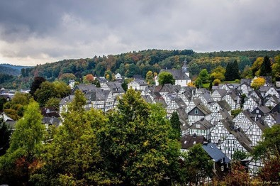 Thị trấn lịch sử Freudenberg