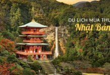 Thác Nachi tour du lịch nhật bản